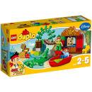 LEGO DUPLO: Jake Peter Pan's Visit (10526)