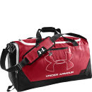 Under Armour Men's Hustle Medium Duffel Bag - Red