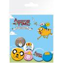 Adventure Time Jake - Badge Pack
