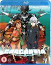 Gargantia on the Verdurous Planet - The Complete Series (Includes Bonus OVA's)