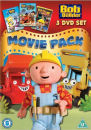 Bob the Builder Movie Pack (Snowed Under / Built to be Wild / Race to the Finish)
