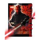 Star Wars Darth Maul - Lenticular Poster - 47 x 67cm