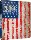The Purge: Anarchy - Zavvi Exclusive Limited Edition Steelbook (Includes UltraViolet Copy)