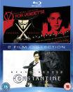 V for Vendetta / Constantine
