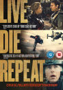 Edge of Tomorrow - DVD - Action