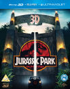 Jurassic Park 3D (Includes UltraViolet Copy and 2D Version)