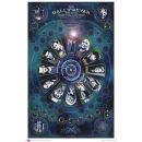 Doctor Who Gallifreyan Calendar - Maxi Poster - 61 x 91.5cm