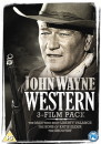 John Wayne Western Triple (The Man Who Shot Liberty Valance / The Sons of Katie Elder / The Shootist