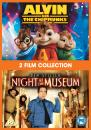 Alvin and the Chipmunks / Night at the Museum