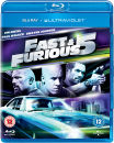 Fast Five (Incluye una copia ultravioleta)