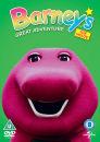 Barney's Great Adventure Big Face