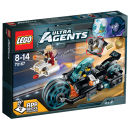 LEGO Ultra Agents: Invizable Gold Getaway (70167)