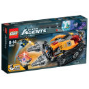 LEGO Ultra Agents: Drillex Diamond Job (70168)