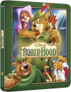 Robin Hood - Exclusive Limited Edition Steelbook - Blu-ray - New