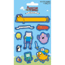 Adventure Time Characters - Vinyl Sticker Pack