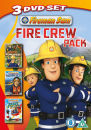 Fireman Sam: Fire Crew Pack - PontyPeny Gone Wild, Hero at Sea en Brave to Core
