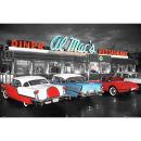 Al Mac's Diner - Maxi Poster - 61 x 91.5cm