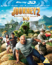 Journey 2: The Mysterious Isly - 3D (Blu-Ray 3D, Blu-Ray, DVD y una copia ultravioleta)