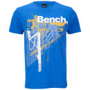 Bench Men's Watching T-Shirt - Blue