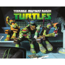 Teenage Mutant Ninja Turtles Sewer - Mini Poster - 40 x 50cm