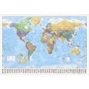 World Map 2012 - Maxi Poster - 61 x 91.5cm