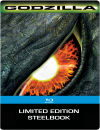 Godzilla - Zavvi Exclusive Limited Edition Steelbook