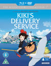 Kiki's Delivery Service - Double Play (Blu-Ray and DVD)