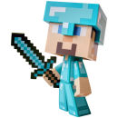 Minecraft Vinyl Diamond Steve