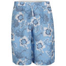 Slazenger Men's Floral Short - Sky