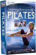 Pilates Definitive Triple DVD Box Set