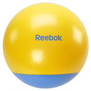 Reebok Gym Ball - 75cm Two Tone Cyan