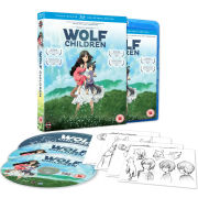Wolf Children: Collector's Edition - Double Play (Includes DVD)