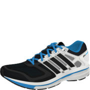 adidas Men's Supernova Glide 6 M Trainers - Black/White