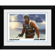 "Star Wars Luke Skywalker - 8"""" x 6"""" Framed Photographic"