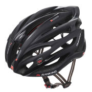 Ranking Feather Cycle Helmet - Black