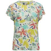 Paul by Paul Smith Women's Floral T-Shirt - Multi