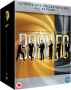 The Complete James Bond Collection