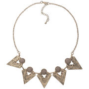 Vero Moda Women's Herlin Necklace - Pale Gold