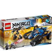 LEGO Ninjago: Thunder Raider (70723)