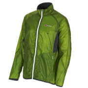 Berghaus Men's Viso II Waterproof Jacket - Infinity Green/Slate