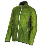 Berghaus Men's Viso II Waterproof Jacket - Infinity Green/Slate