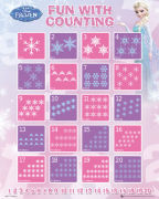 Disney Frozen Counting - Mini Poster - 40 x 50cm