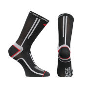 Northwave Men's Compression Socks - Black/Red