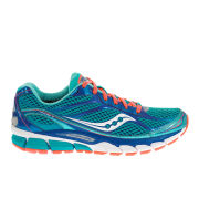 Saucony Women's Ride 7 Running Shoes - Blue/Pink