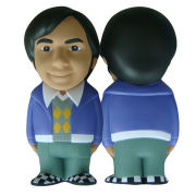 Big Bang Theory Stress Ball - Raj
