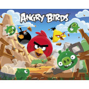 Angry Birds Destroy - Mini Poster - 40 x 50cm