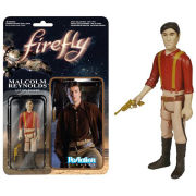 ReAction Firefly Malcolm Reynolds 3 3/4 Inch Action Figure