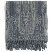 Our Legacy Boiled Paisley - Scarf Blue
