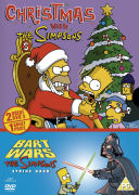 The Simpsons - Christmas With The Simpsons/Bart Wars