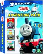 Thomas and Friends Triple Pack (Tales From Tracks / Little Engines, Big Days Out / Together On The Tracks)